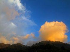 Cerro de Monserrate lleno de color!