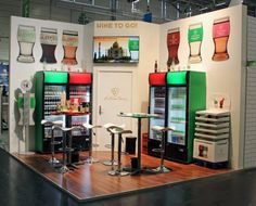 Messestand to go  Le Petit Raisin auf der Anuga 2015  by ZPLUSM