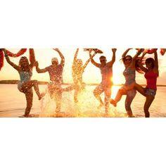 Hello summer, please be amazing via Polyvore