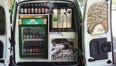 Santo Bier evolui e se destaca no mercado de drinks trucks - Revista Food Magazine