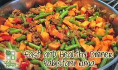 Pakistani Kima.   Really great!