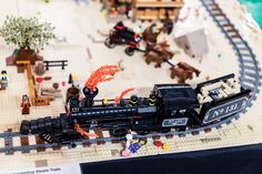Brisbricks Pine Rivers LEGO Fan Expo 2016
