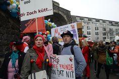 Politik im Kölner Rosenmontagszug? Selbstverständlich!