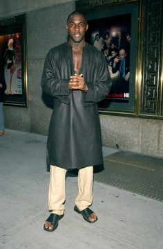 He wore this to The Sopranos premiere and you know what? I ain't even mad.