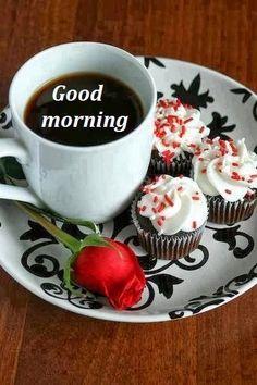 Coffee and treats.