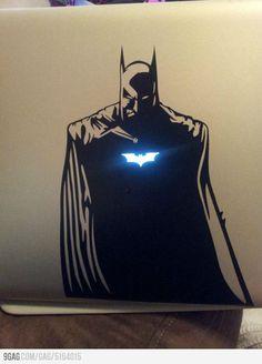 $9.97 #Batman MacBook Decal    Like Share Repin!!
