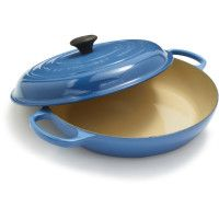 Le Creuset® Signature Marseille Braiser - From The Home Decor Discovery Community at www.DecoandBloom.com