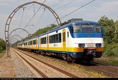 RailPictures.Net Photo: 2962 Dutch Railways (NS) Sprinter at Utrecht, Netherlands by Peter Reading