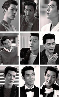 """Kim Woo Bin ♡ #Kdrama - """"HEIRS"""" / """"THE INHERITORS"""""""