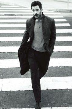 Baris Arduç Magazine Pictorials - List of magazine pictorials featuring Baris Arduç - FamousFix Turkish Men, Turkish Fashion, Turkish Actors, List Of Magazines, Handsome Celebrities, Elcin Sangu, Male Fashion Trends, Hot Actors, Friend Pictures