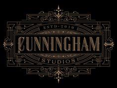 Cunningham Studios Identity