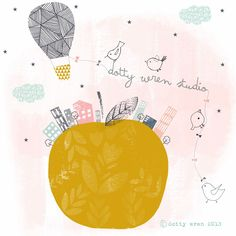 dottywrenstudio: New York Digs!