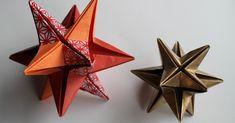 I dag skal vi til julemarked på min venindes arbejde i Cowi. Og jeg har selvfølgelig været i gang med at flette et hav af stjerner i forske... Origami Stars, Diy Origami, Oragami, Diy Christmas Ornaments, Christmas Decorations, Diy And Crafts, Paper Crafts, Creative, Craft Ideas