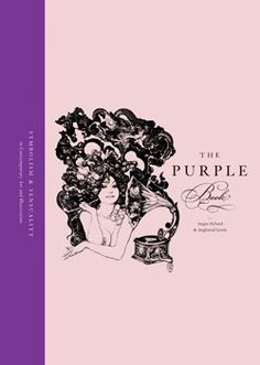 The Purple Book: Symbolism & Sensuality in Contemporary Art and Illustration, Angharad Lewis, Angus Hyland Purple Books, Buch Design, Book Cover Design, Contemporary Artists, Graphic Illustration, Creative Art, The Book, 3 D, Symbols