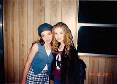 Britney Spears and Christina Aguilera, 1994 - Imgur