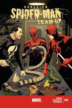 Vecchio Logan: Il fumetto del Lune... Martedì: Superior Spider-ma...