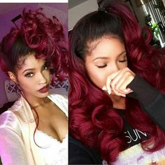 """90 Likes, 6 Comments - Ese Abigail Hair (@eahair) on Instagram: """"😍 Who wants to try this colour? Book me 💆💇 January schedule will be up soon, whatsapp the no. In…"""""""
