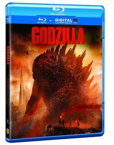Godzilla  en BLU-RAY - NEUF