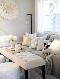 Via Jillian Harris Love It Or List Too Living Room WhiteCozy RoomsLiving