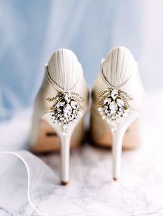 Luxe wedding shoes on film. Elegant wedding day details. Luxe bling wedding shoes for St Louis wedding day Bling Wedding Shoes, Luxe Wedding, Wedding Heels, Elegant Wedding, Wedding Day, Wedding Details, Summer Wedding, Badgley Mischka Bridal, West Virginia Wedding