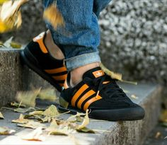 Adidas Jeans GTX on the street