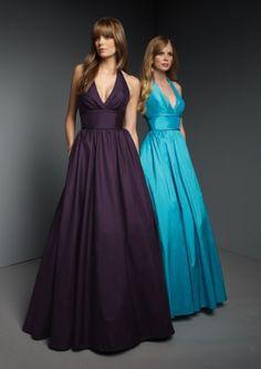 Purple Dress: Love! Bridesmaids!