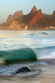 super snaps: Ipanema, Rio de Janeiro. Brasil