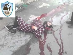 14-year-old girl was gunned down in the street, an ambulance waits right next to her as she bleeds and writhe on the ground, but Israeli soldiers prevent her from being moved.
