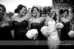 one of our weddings at Bella Collina