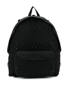 Eastpak x Raf Simons classic backpack - Black Raf Simons, Black Backpack, Brand You, Women Wear, Backpacks, Mens Fashion, Zip, Classic, Bags