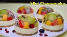 Jelly Cheesecake, Jelly Cake, Cheesecake Recipes, Fun Desserts, Delicious Desserts, Whole Wheat Cookies, Cake Decorating Tips, How Sweet Eats, Desert Recipes
