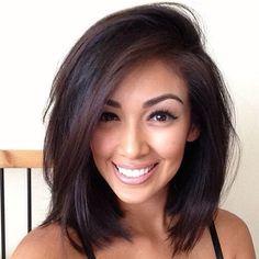 Eine abwechslungsreiche Mischung mittellanger Frisuren(12 Stück), die Du nicht verpassen solltest.