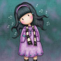#Muñeca #Gorjuss. Little song. https://www.tiendagorjuss.com/