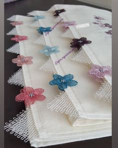 Seed Bead Tutorials, Beading Tutorials, Lacemaking, Needle Lace, Dresses Kids Girl, Bargello, Baby Knitting Patterns, Kids Girls, Seed Beads