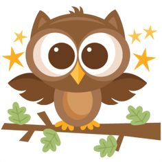 {FREE Daily Cut File} Woodland Owl - Available for FREE today only July 28