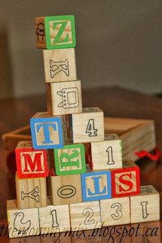 6 Ways To Use Wooden Blocks For Fun Learning - The Mommy Mix