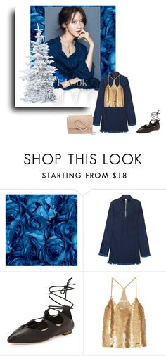 """""""Untitled #1600"""" by angelworlds21 ❤ liked on Polyvore featuring Marques'Almeida, Loeffler Randall, TIBI and 3.1 Phillip Lim"""