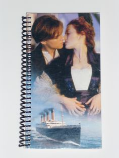 Like the book? Like the movie? Great, now write about it in this spiffy notebook! Handmade from the original VHS box hat contained the movie tape. Not a reproduction - the real thing! 200 bank unlined