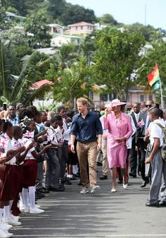 Prince Harry Photos Photos - Prince Harry attends a community sports event at Queens Park Grounds on the ninth day of an official visit to the Caribbean on November 28, 2016 in St Georges, Grenada. Prince Harry's visit to The Caribbean marks the 35th Anniversary of Independence in Antigua and Barbuda and the 50th Anniversary of Independence in Barbados and Guyana. - Prince Harry Visits The Caribbean - Day 9