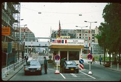 East and West Berlin, Germany 1987, this is the year i lived in germany on the west side b4 the wall came down.