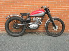 TRIUMH TIGER/BANTAM CUB TRIALS 200cc 1961 in Cars, Motorcycles & Vehicles, Motorcycles & Scooters, Triumph | eBay