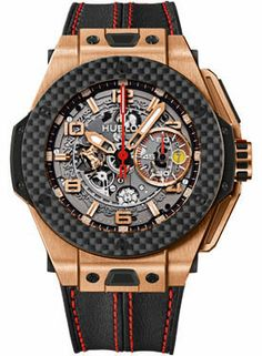 Hublot Big Bang 45mm Ferrari (Style No: 401.OQ.0123.VR) from SwissLuxury.Com