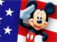 Disneyland and Disney World Military Discount for 2012!  TheFrugalGirls.com #military #disney