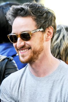 James McAvoy at Soccer Aid 2014 Moustaches, James Mcavoy Michael Fassbender, Soccer Aid, Scottish Actors, Scottish Man, Becoming Jane, Charles Xavier, Beautiful Men, Hot Guys
