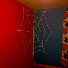 Spider man on pinterest spiderman wall decal and for Spiderman kids room