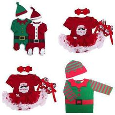 Babys first 1st #christmas #outfit baby santa or elf suit | #party costume gift ,  View more on the LINK: 	http://www.zeppy.io/product/gb/2/181580434903/