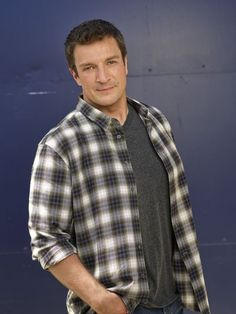 THE ROOKIE: Nathan Fillion gives the scoop on his new drama series - Exclusive Interview Drama Series, New Series, Nathan Fillon, Los Angeles Police Department, Castle Tv, Press Tour, Buffy The Vampire Slayer, Old Tv, Executive Producer