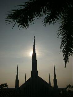Manila Philippines Temple. #LDS #Mormon