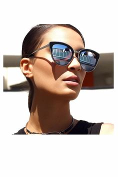 Every Little Thing Quay Sunglasses has black lilac metal frame, polycarbonate lens and stainless steel hinges.    Cat.3 Lens 100% UV protection   Every Little Thing  by Quay Australia. Accessories - Sunglasses Miami, Florida