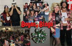 Fundraisers, work functions and hens nights have never been more fun. Bogan Bingo tailors all their bingo calls to rhyme with retro rock anthems, bad jokes and even worse dress sense! Fundraising Ideas, Fundraising Events, Bingo Calls, Bad Dresses, Work Function, Rock Anthems, More Fun, Jokes, Party Ideas